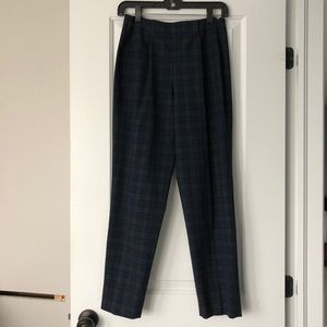 Timmy Hilfiger plaid trousers